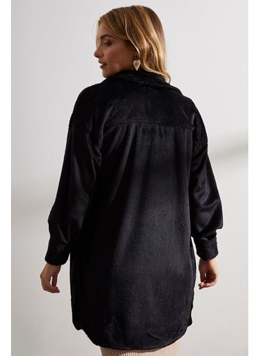 Setre Gömlek Siyah
